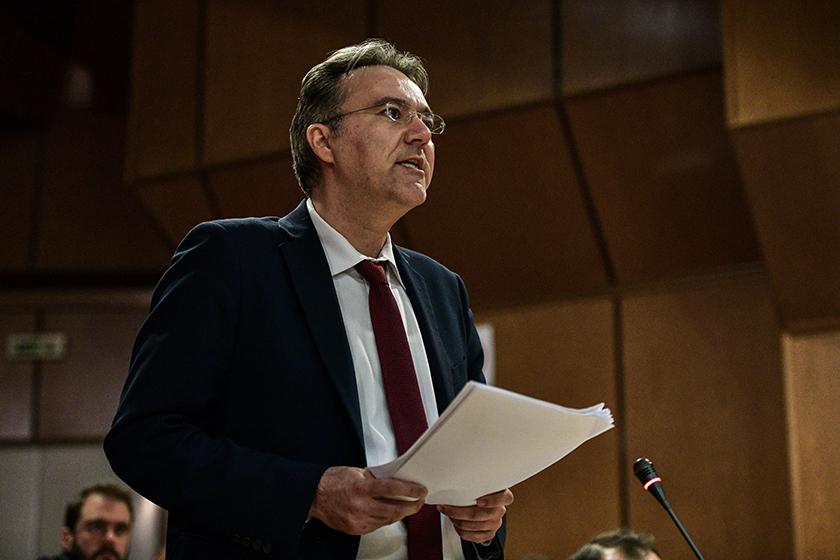 Καμπαγιάννης: Ο Μητσοτάκης είναι ο μοναδικός πρωθυπουργός παγκοσμίως που απειλεί πολίτες