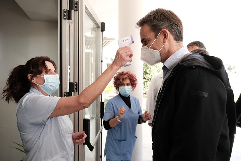 Μητσοτάκης: Έχουμε περισσότερα δημόσια νοσοκομεία απ' όσα χρειαζόμαστε (video)